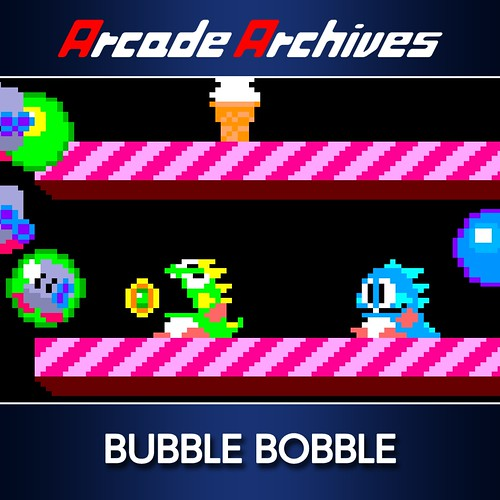 Arcade Archives Bubble Bobble