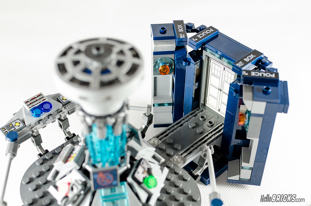 REVIEW LEGO Ideas 21304 Doctor Who (HelloBricks)