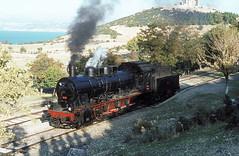 * Türkei  Dampfloks  46244  bis  56106