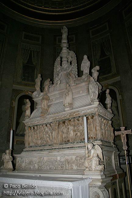 Arca de Santo Domingo. © Paco Bellido, 2007