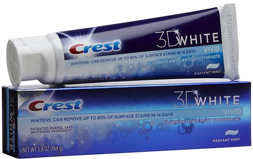 Free Crest 3D White