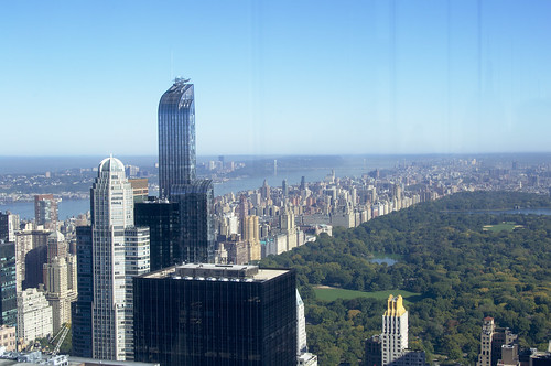 View from the Top of the Rock