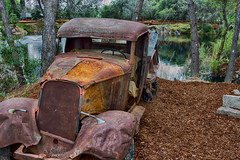 Old Quarry Truck 0856