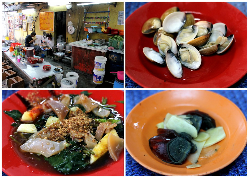 Malacca Food Guide: Capitol Seafood Bunga Raya Back Alley