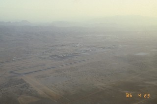 Muscat airport, Oman