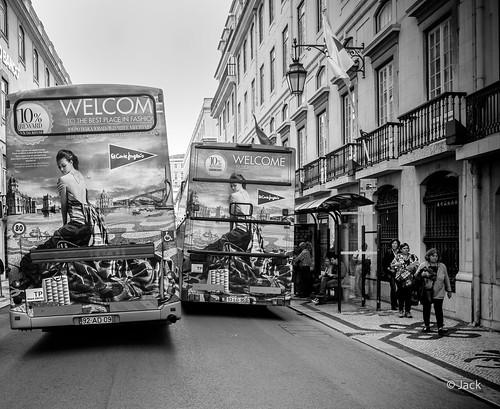 welcome to Lisboa