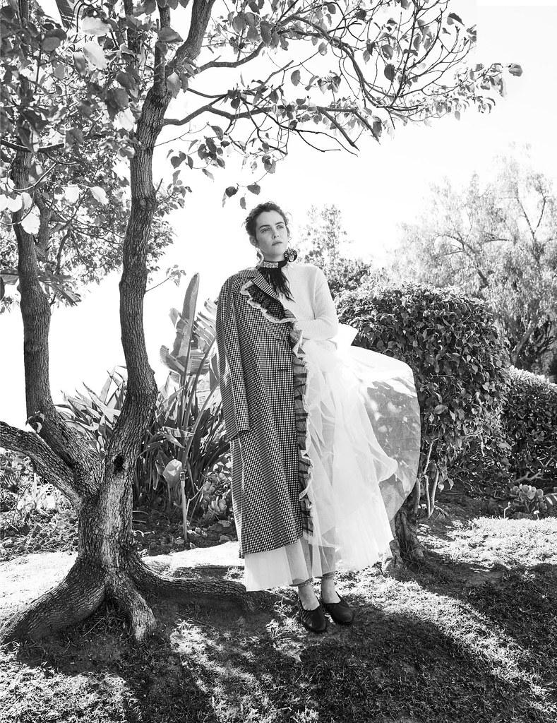 Райли Кио — Фотосессия для «Flaunt» 2016 – 2
