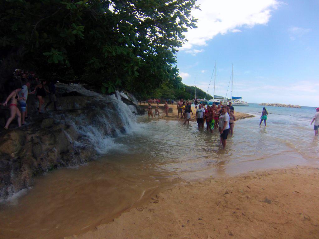 Dunn's River Falls Jamaica dunn's river falls - 25946416960 306792206d o - Dunn's river falls de Jamaica