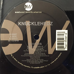 KNUCKLEHEDZ:SAVAGES(LABEL SIDE-A)