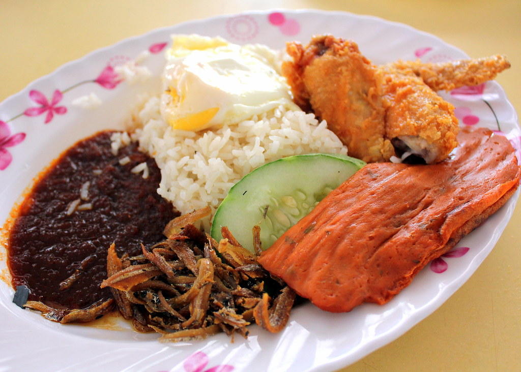Nostalgic Places to Eat in Singapore: Changi Village Food Centre - Mizzy Corner