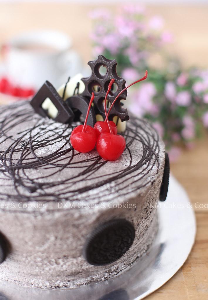 3. oreo choco cake DKM cakes 2