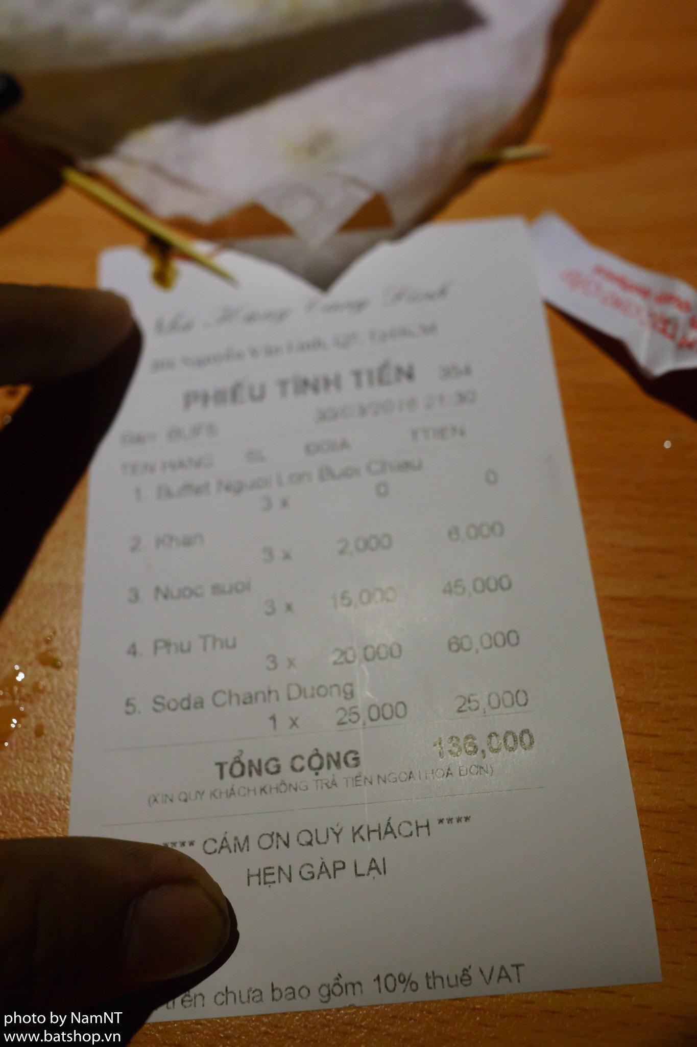 26055037352 f119628ff7 k - Buffet Cung Đình - Buffet ngon, giá okie có điều hơi xa