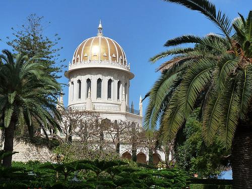 Haifa: setkání s vírou Bahá´í