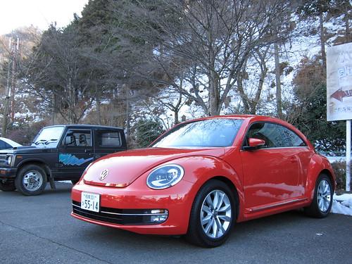 Volkswagen The Beatle