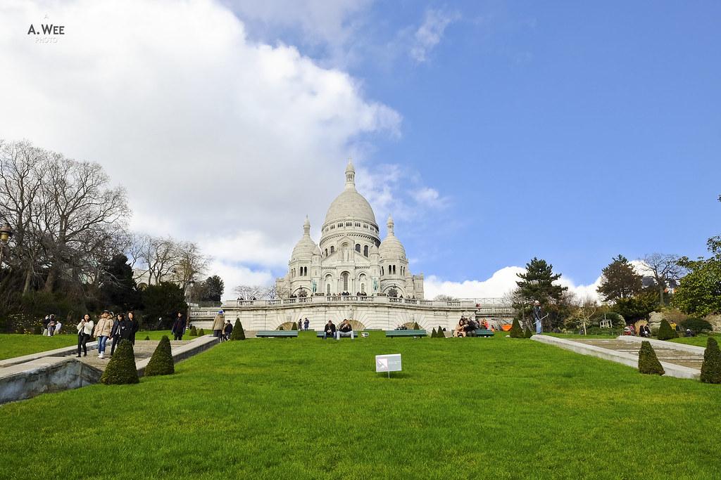 Basilica Sacré-Cœur