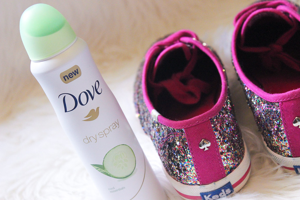 Dove Dry Deodorant Review-2