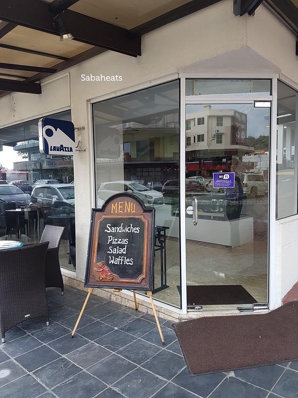 Mosaic Cafe, Hyatt Regency Kinabalu