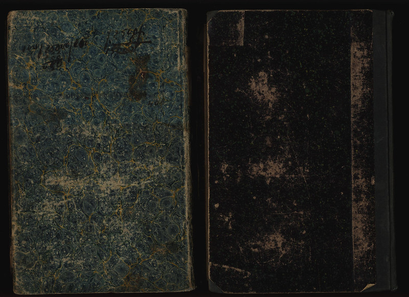 Vintage Book Cover Texture - 19