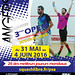 3ème Open International 2016 d'Angers PSA 5000$ / 1er jour