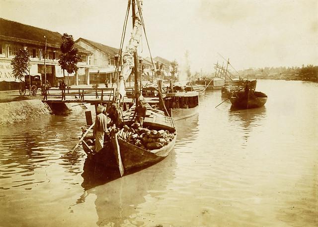 Nam Kỳ Xưa - COCHINCHINE 1898 - 1905 (3)