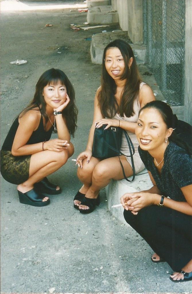 Apologise, Asian girls smoking