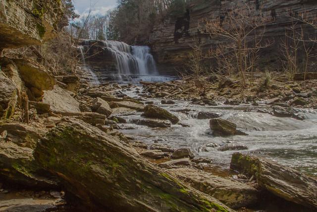 Cummins Falls Trail