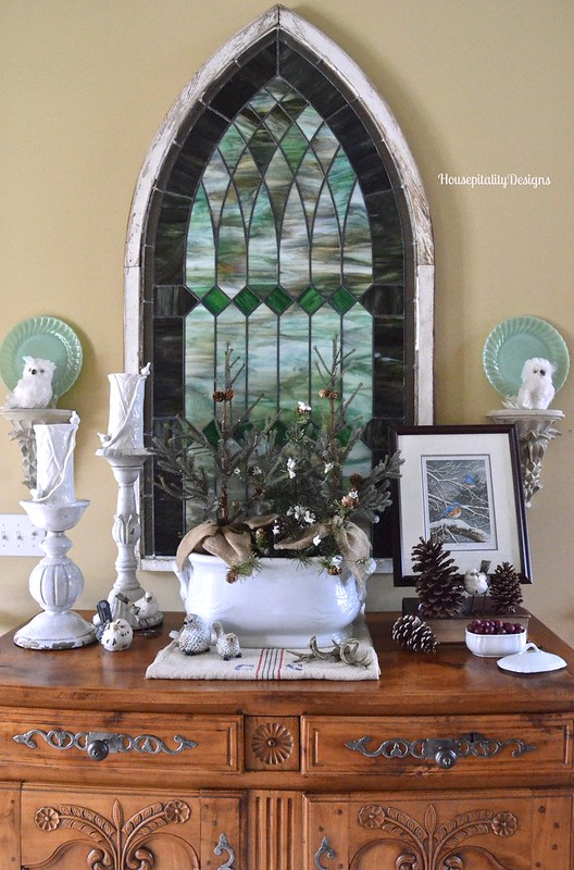 Antique French Buffet - Housepitality Designs