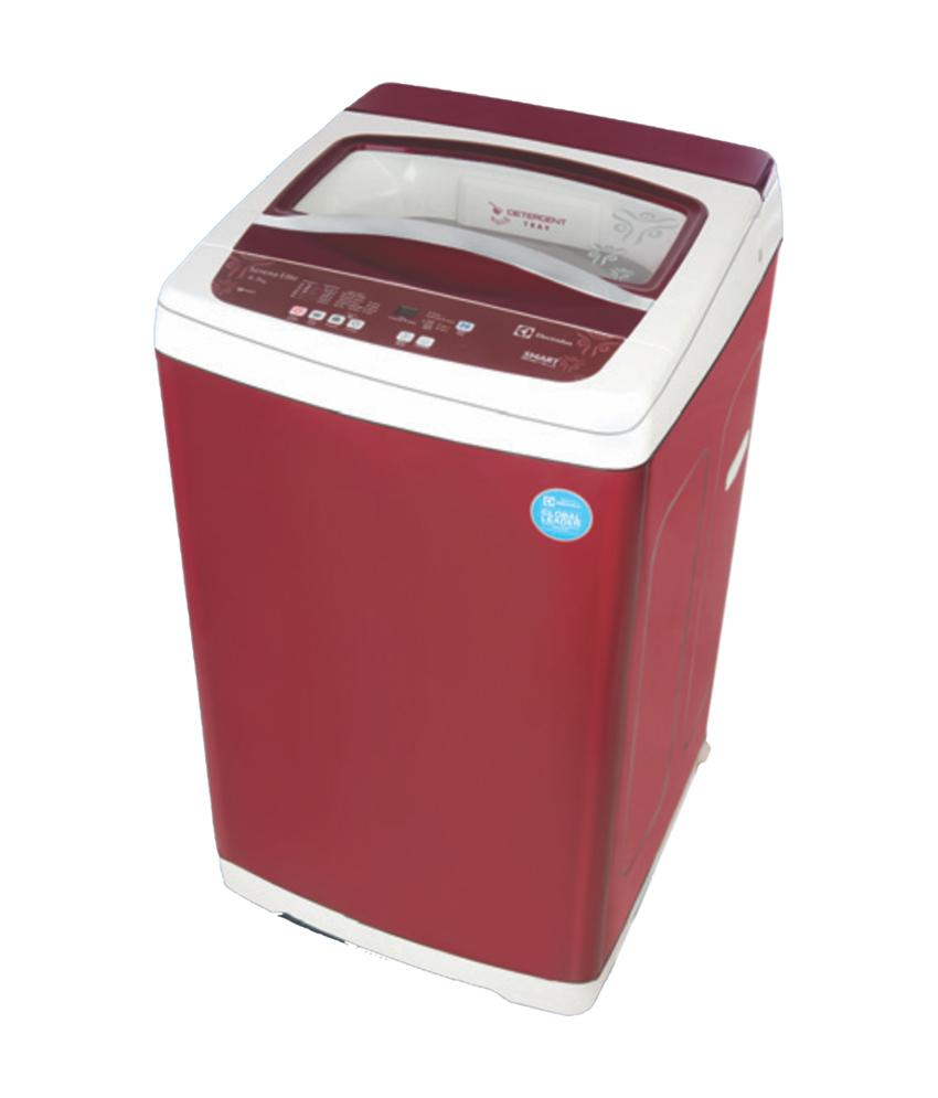 Best Washing Machine Models in India -  Kelvinator KT6012TR-FAU 6 kg Fully Automatic Top Loading Washing Machine