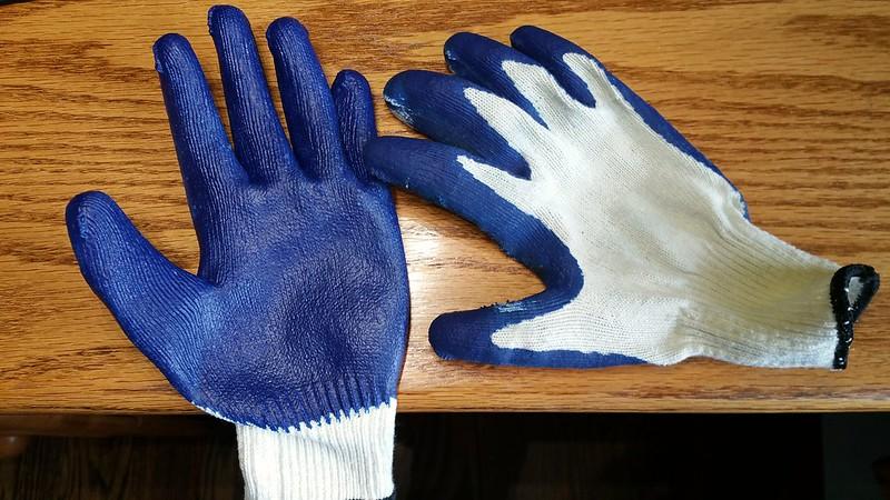 Dyneema Kite Line Gloves.