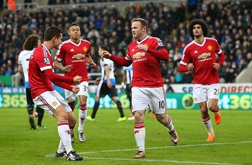 Rooney đã trở lại ?