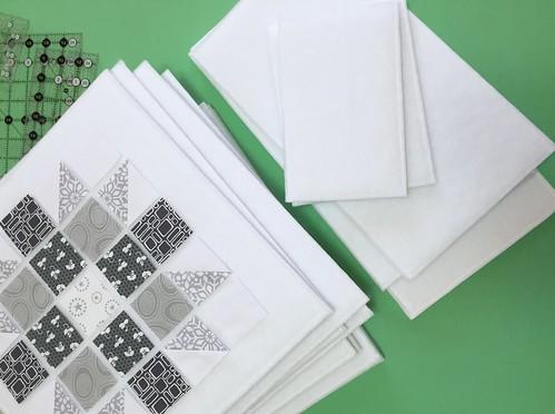 Block Buddies - DIY quilting piecing boards