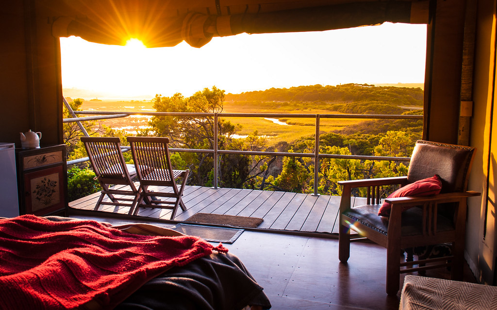 Glamping along the Great Ocean Road | Princetown, Australia