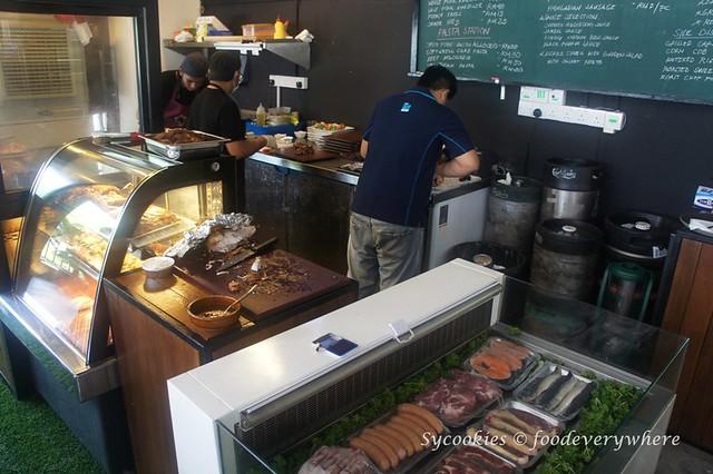 2.The BBP Gastropub @ The Club, Bukit Utama
