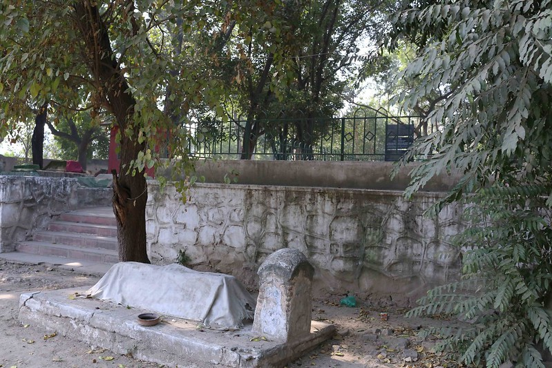 City Monument - Unknown Tomb, Pragati Maidan
