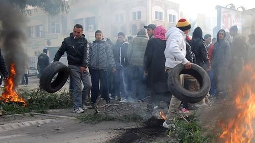 Kasserine Violence Escalates