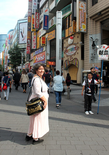 Roaming in Ikebukuro