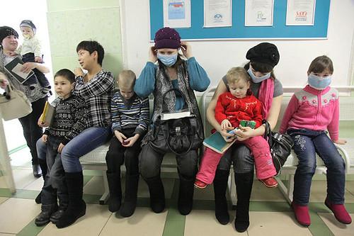 Свинячий грип наступає. Деякі райони Рівненщини уженапорозіепідемії