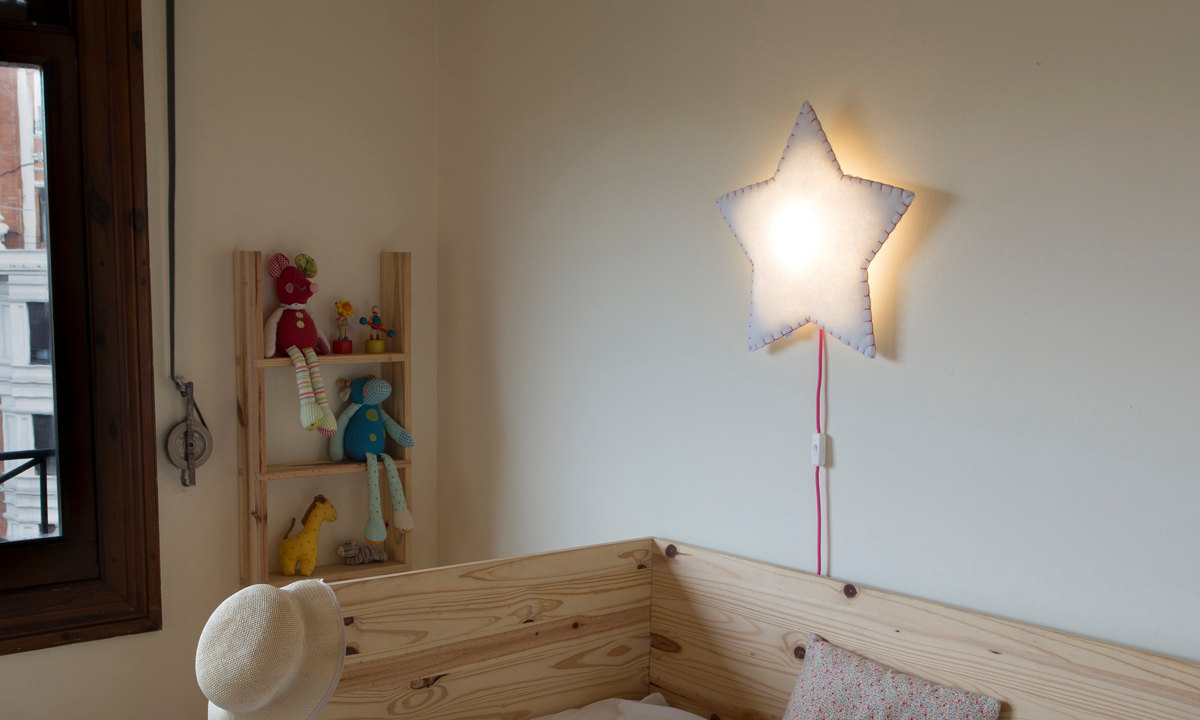 buokids - lights for the kidsroom
