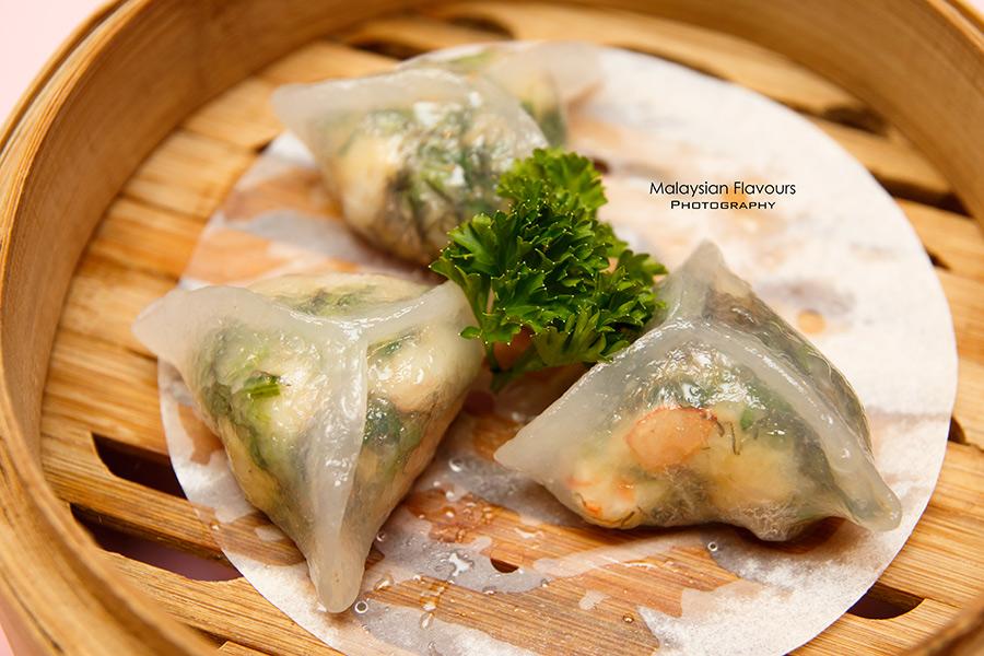 Tai Thong Chinese New Year 2016 Menu