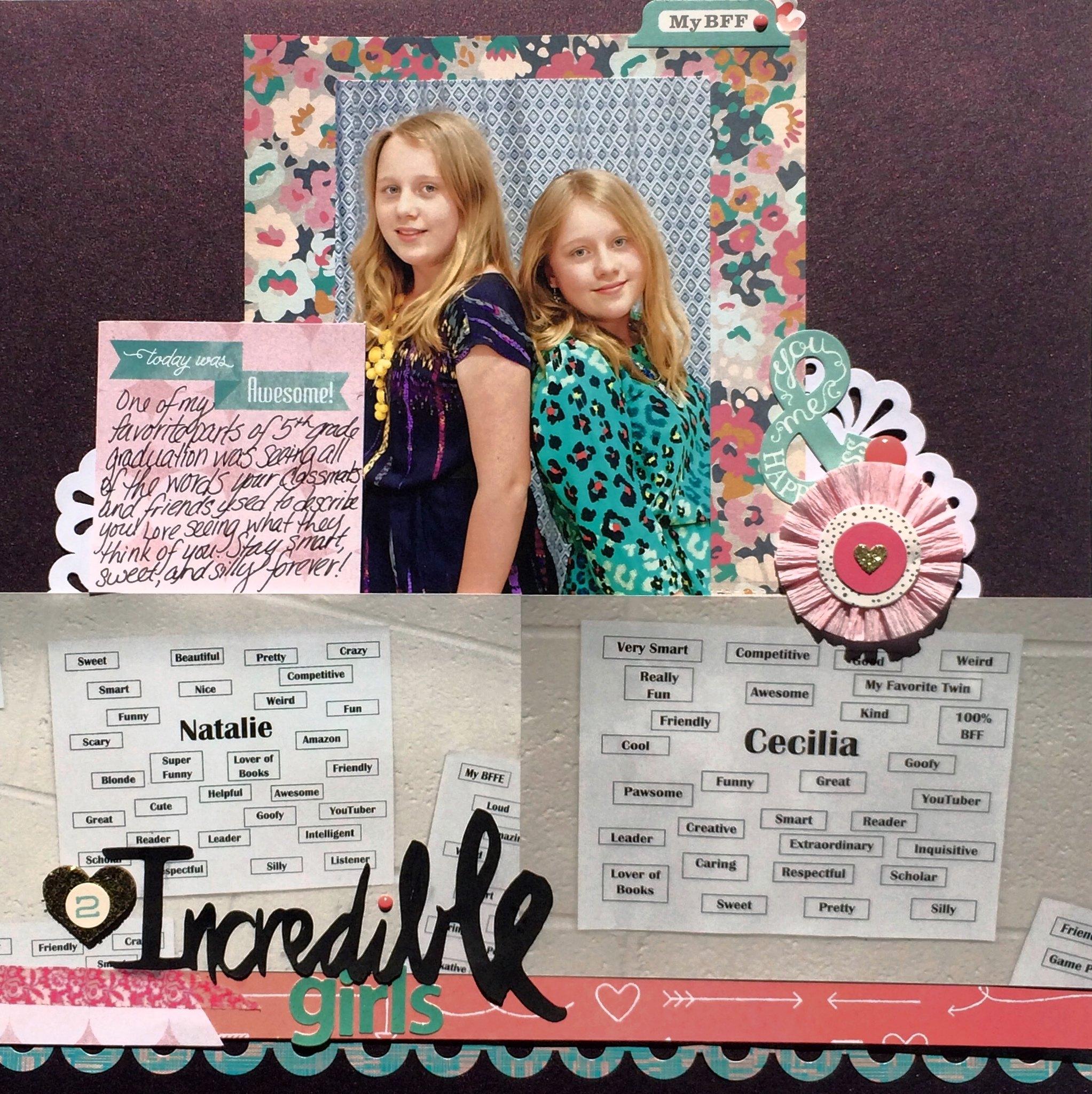 2 Incredible Girls