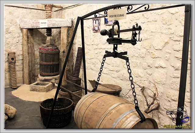 8 Exposición El Vino y el Chacolí en el Museo Histórico de Las Merindades