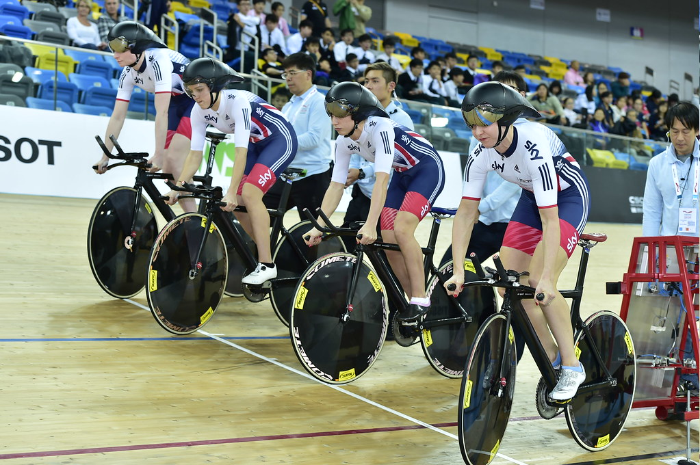 2015/16 UCI Track Cycling World Cup - Round 3 - Hong Kong - Day One