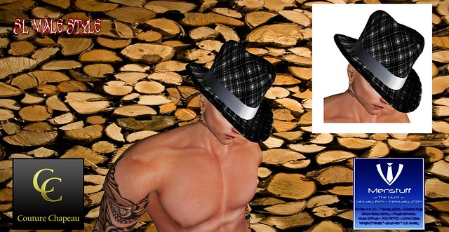 Baron Fedora By Couture Chapeau