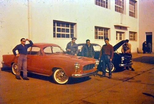 """Francisco Calaguala nos contó del auto chileno """"Puma"""" (1960)."""