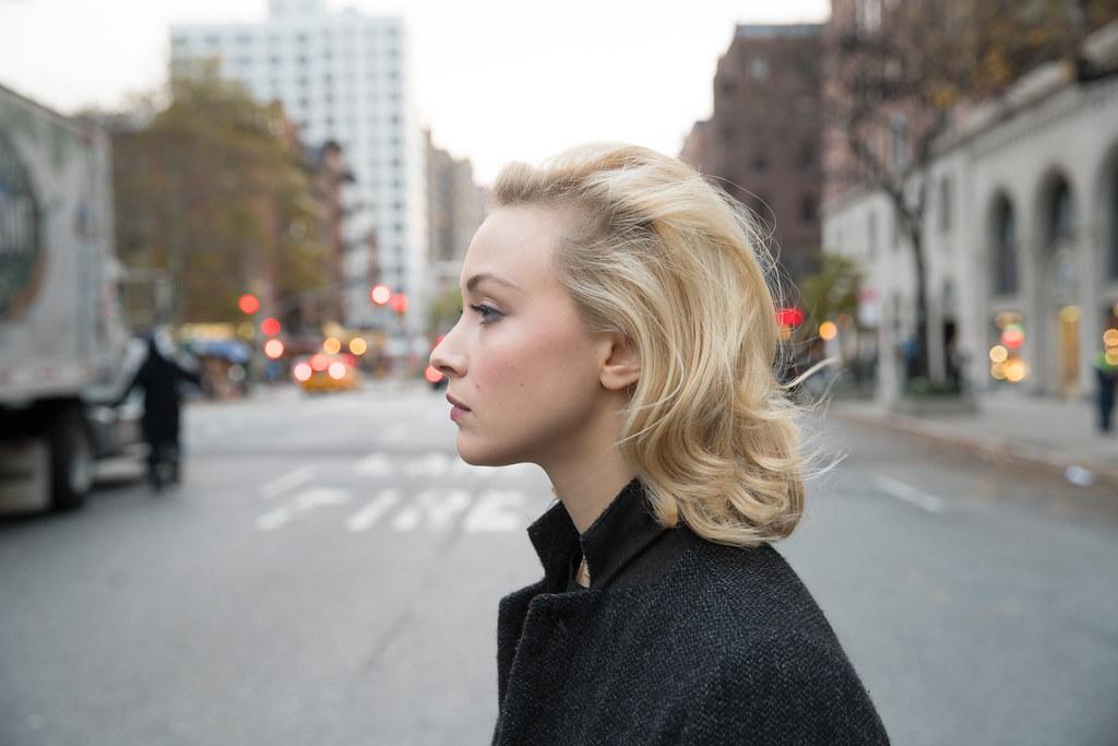 Сара Гадон — Фотосессия для «Crush fanzine» 2015 – 8