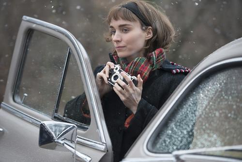 映画『キャロル』より ©NUMBER 9 FILMS (CAROL) LIMITED / CHANNEL FOUR TELEVISION CORPORATION 2014  ALL RIGHTS RESERVED