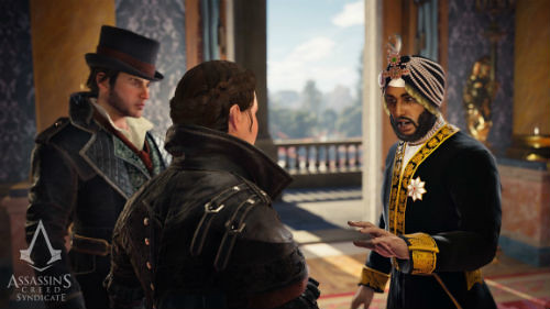 Assassin's Creed Syndicate - The Last Maharaja Trailer