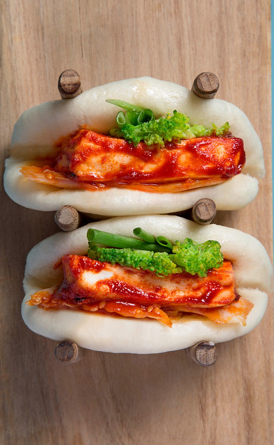 Spicy Tofu - The Fatty Bao - Picture Courtesy- Sanjay Ramchandran