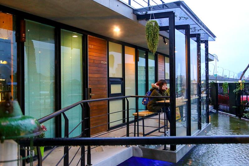 宜蘭民宿,宜蘭美食小吃旅遊景點,望水雙人房型,畫水River @陳小可的吃喝玩樂