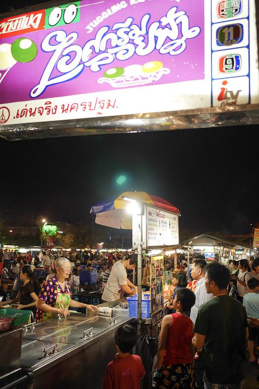 Phra Pathom Chedi_Night_Market_12
